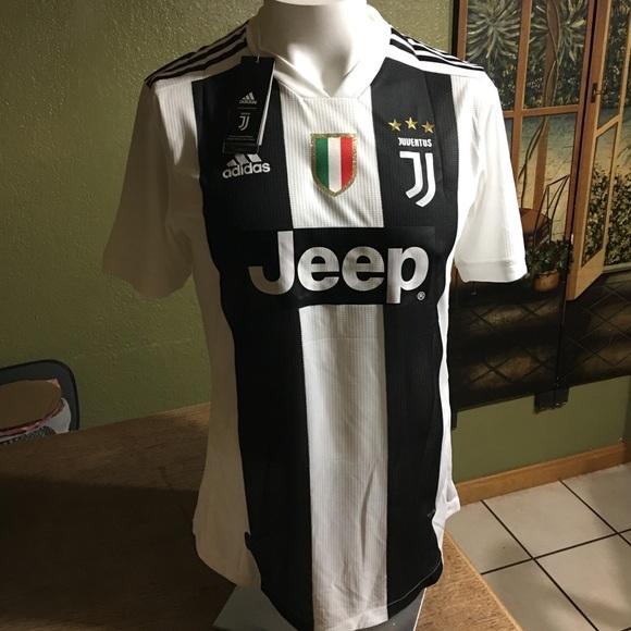buy popular 5918c 10f4b Cristiano Ronaldo Juventus Jersey NWT